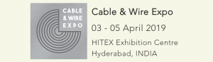 InnoVites at Cable & Wire Expo, Hyderabad, India 2019