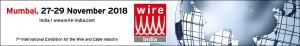 InnoVites at Wire India 2018: Innovative software solutions for Smart Cable Factories